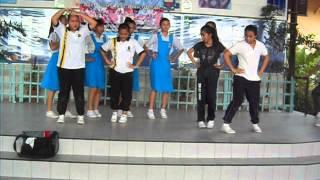 Dance practice 2012
