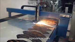 MAY CAT CNC PLASMA VIET NAM  ONG GIO