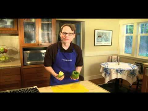 Progressive Pepper Corer - Food Prep Demo
