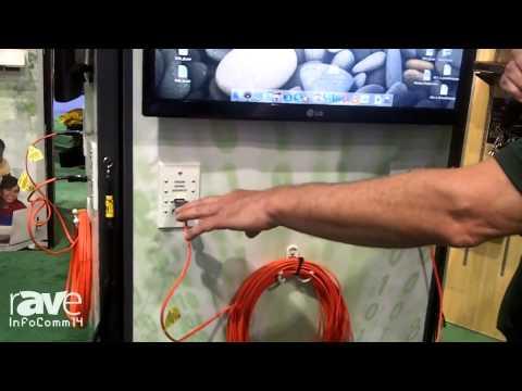 InfoComm 2014: FSR Shows Off Digital Ribbon HDMI Cables