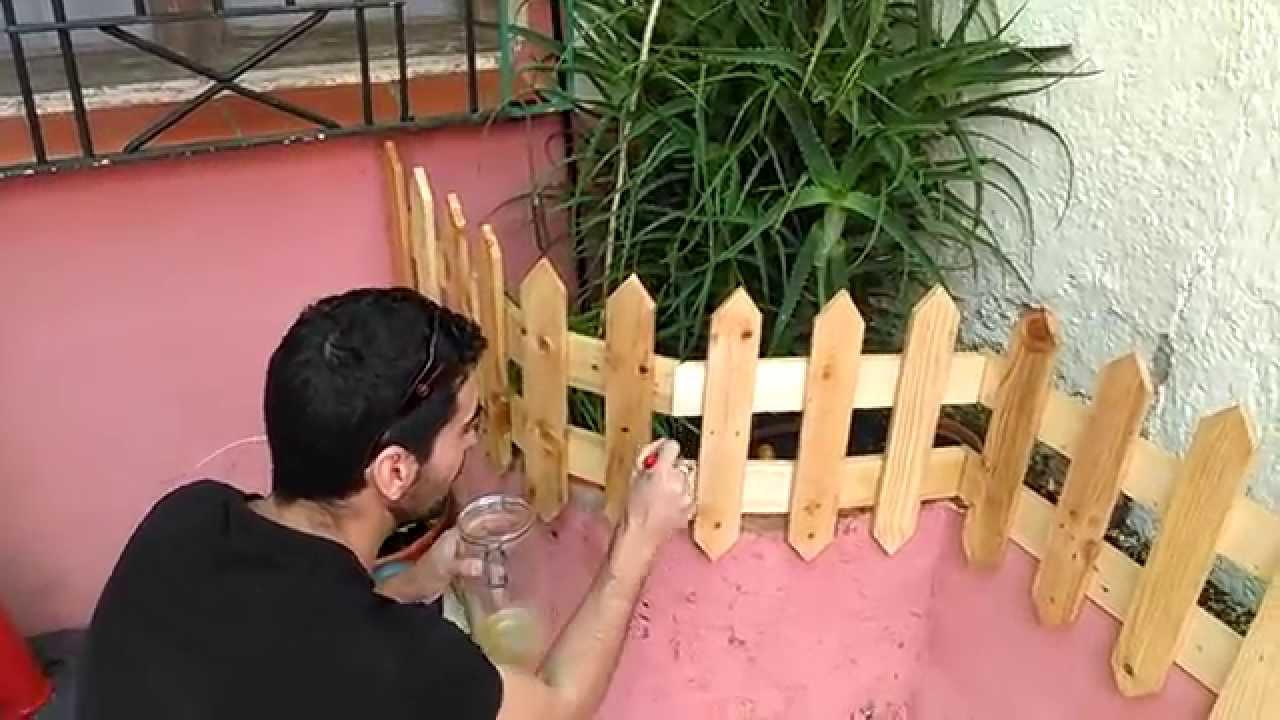 valla de jardin gratis semicircular YouTube