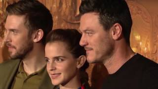 Beauty And The Beast Photocall