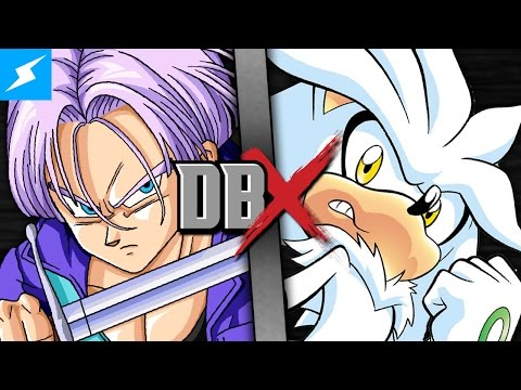 DBX: Trunks VS Silver (Dragon Ball Z VS Sonic the Hedgehog)