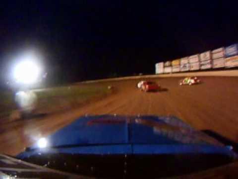 Bud Riedner's feature at Beaver Dam Raceway Park 7-31-10