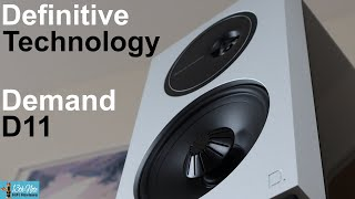 Definitive Technology Demand D11 Speakers