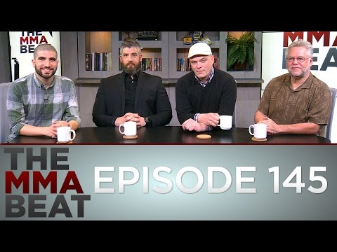 The MMA Beat: Episode 145