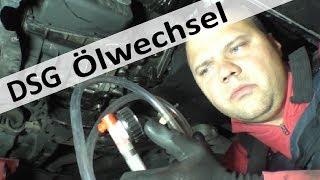 VW 6 Gang DSG Ölwechsel, warum ist das so wichtig?!