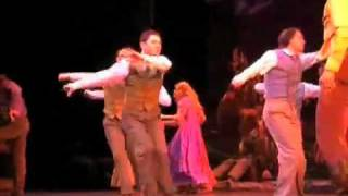 Seven Brides for Seven Brothers - CHALLENGE DANCE part 1