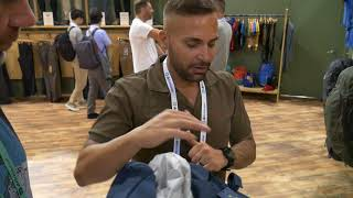 Fjallraven Bergtagen 38l Backcountry Backpack preview - Engearment at Outdoor Retailer 2018