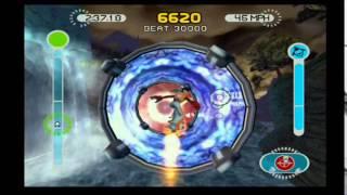 EyeToy Antigrav Style The Falls Playstation 2
