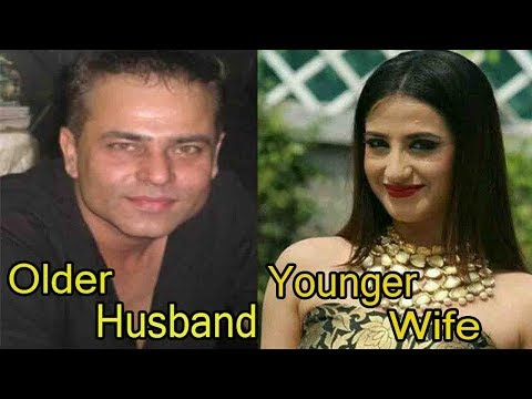 Top 16 Older Husband Younger Wife Couples of Television & Bollywood