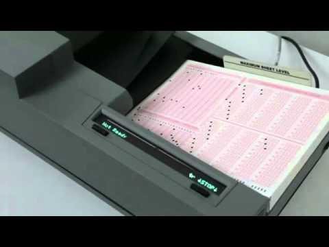 OpScan 6 OMR Scanner