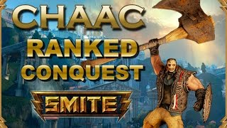 SMITE! Chaac, El matchmaking esta funcionando?! Conquest Master #82