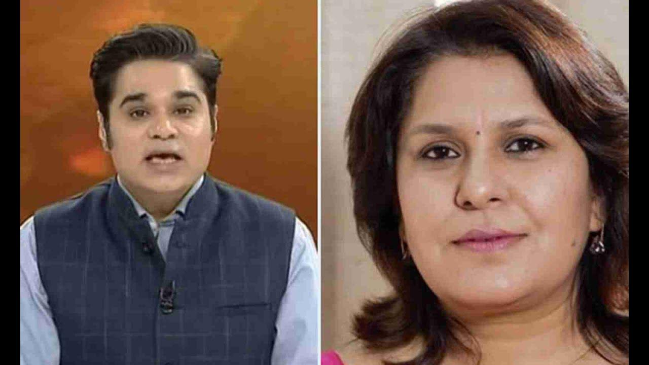 कोरोना में मीडिया रिपोर्टिंग को लेकर अमिश देवगन और सुप्रिया श्रीनेत के बीच क्यों हुई बहस ? देखें