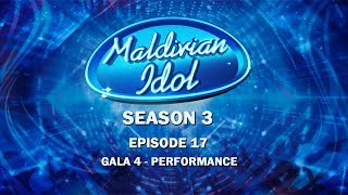 Maldivian Idol S3E17 | Full Episode