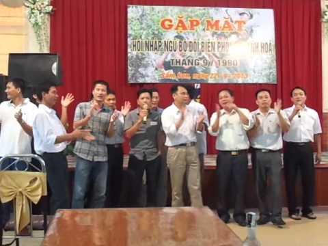 Gặp mặt gia đình các bạn nhập ngũ 9/1990 BĐBP Thanh Hóa tại Sầm Sơn 9/2013
