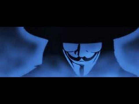 Million Mask March November 5th 2014 London