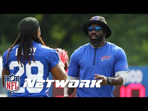 Ed Reed on a Football Players