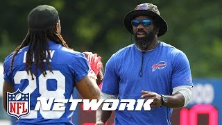 Ed Reed on a Football Players' Life After Football | NFL Network | Inside the NFL