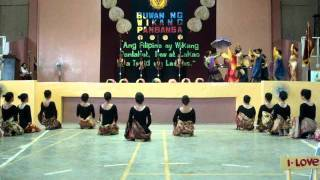 Kappa Malong Malong and Singkil Muslim Dance