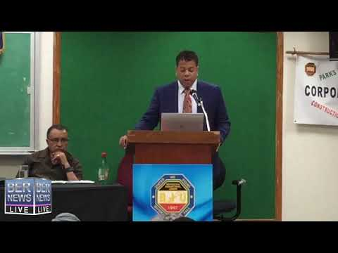 """""""Independence For Bermuda, Now Or Never?"""" Forum, August 22 2019"""