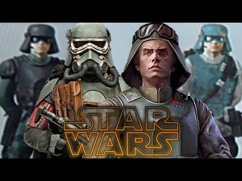 All Imperial Army Trooper Types & Variants - Star Wars Explained