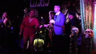 """Rock Steady"" Aretha Franklin performed by Florelie Escano live @ The LuWow"