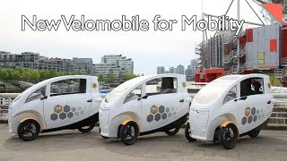 Veemo's Velomobile for Mobility, Tesla Stock Could Soar Even More - Autoline Daily 2274