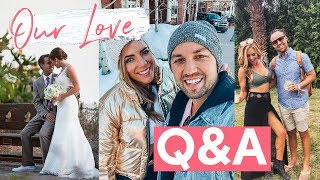 OUR LOVE STORY Q&A | Who Knows Each Other Better VLOG