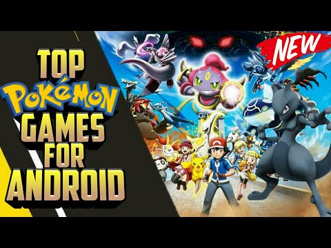 Top POKEMON Games For Android Offline/Online (2020) | High Graphics | Pokemon Games For Android |