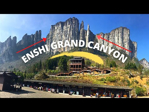 [Must See] The Wonderful Enshi Grand Canyon