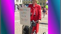 Ines: Minä olen transvestiitti!