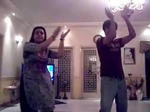 yousf raza gilani  ki beti ka dance #1