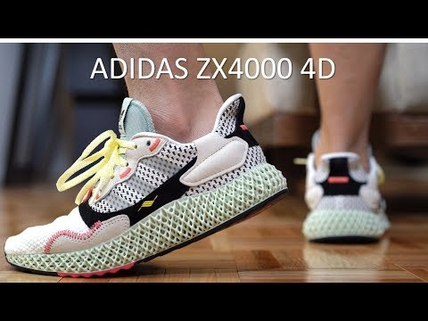 Adidas ZX4000 4D - Review/On-Feet