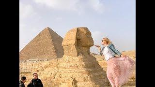 Экскурсия в Каир на пирамиды из Шарм эль Шейха мои впечатления часть 1