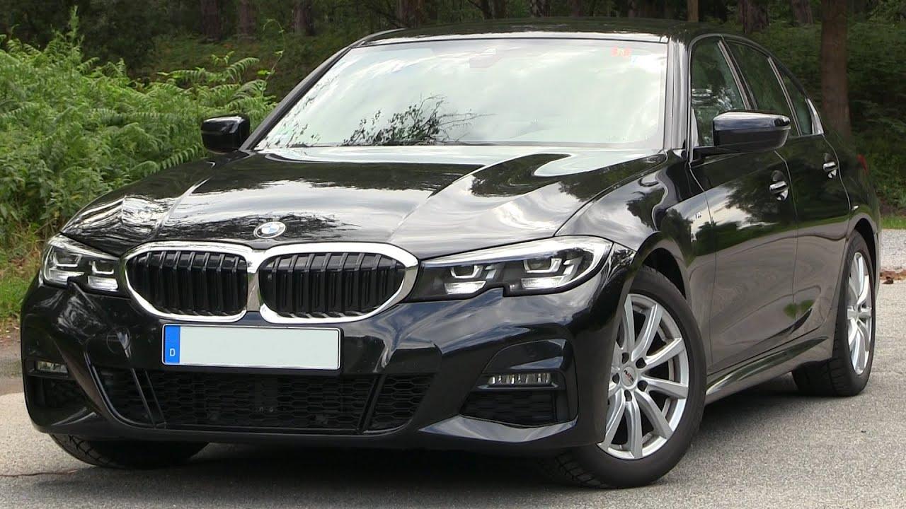 2020 BMW 320d G20 M-Sport 6-Speed Manual (190 HP) TEST DRIVE