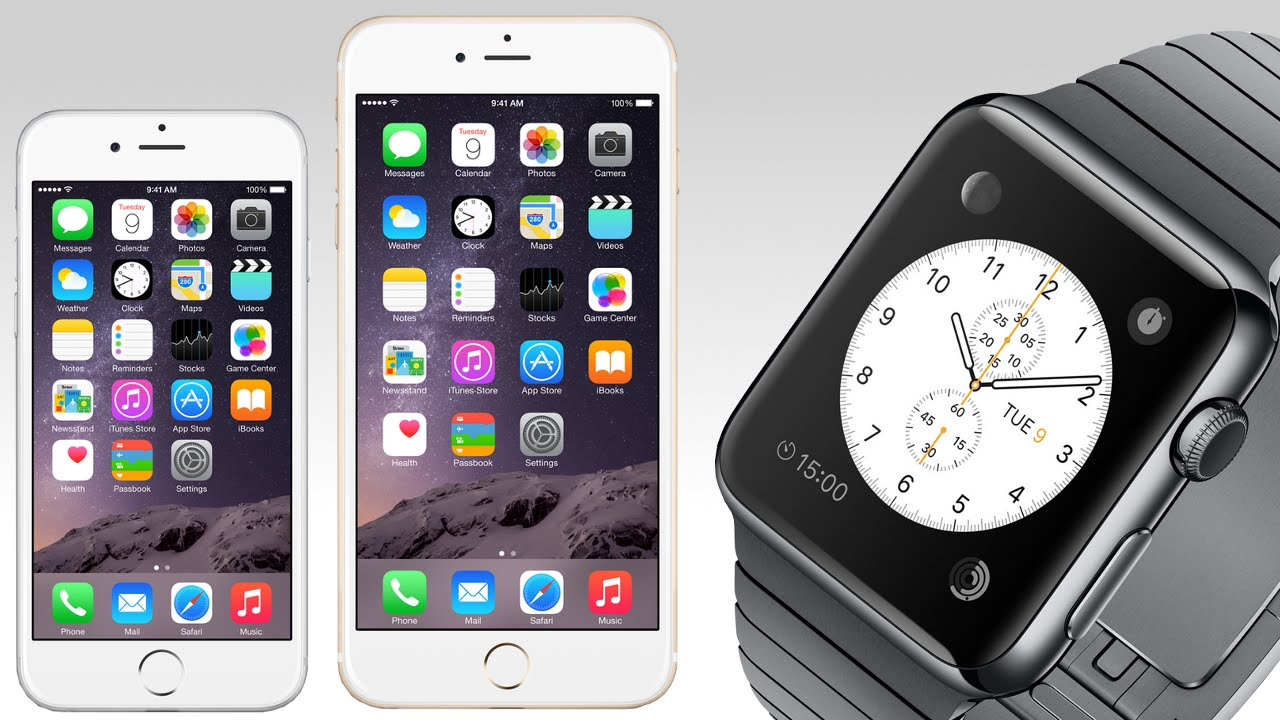 apple watch iphone new iphone 6 iphone 6 plus apple pay and apple 6350