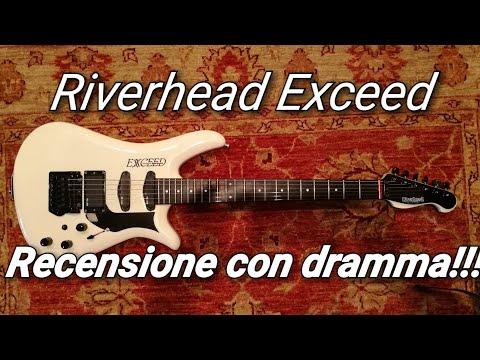 Riverhead Exceed + dramma in diretta :) !!