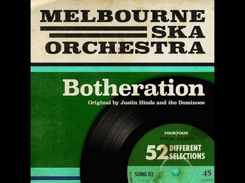 Melbourne Ska Orchestra - Boderation (Justin Hinds & the Dominoes cover)