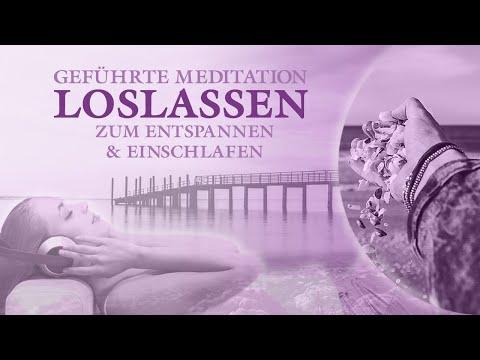 Endlich glücklich und frei - Geführte Meditation zum Loslassen