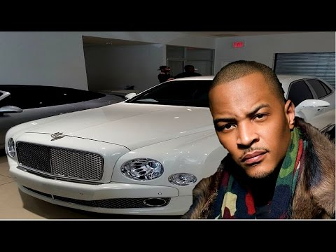 10 MOST EXPENSIVE THINGS OWNED BY RAPPER T.I
