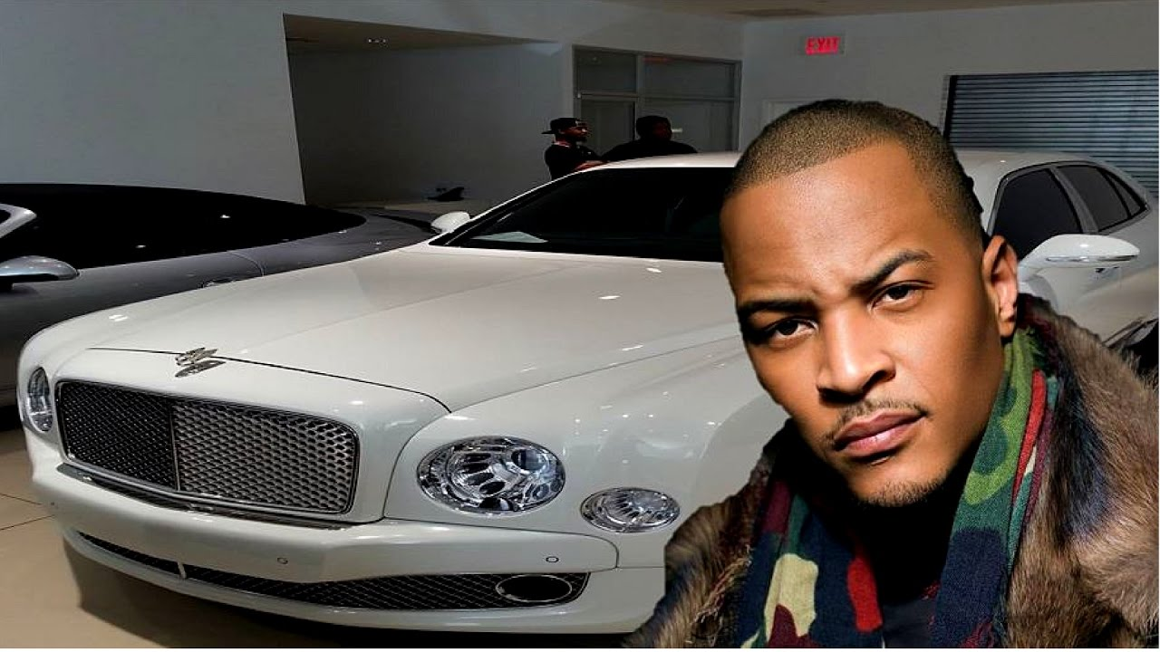 10 Most Expensive Things Owned By Rapper T I Youtube