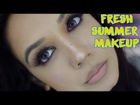 Super Easy Makeup For Beginners