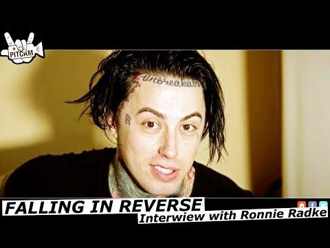 FALLING IN REVERSE interview w/ Ronnie Radke | www.pitcam.tv
