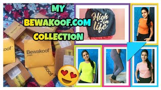Under 300 Huge Bewakoof com haul My bewakoof com collection Blend it pretty