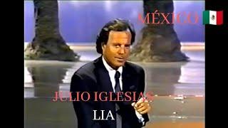 Julio Iglesias Lia