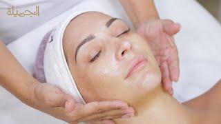 كيفية معالجة البشرة من التجاعيد في صالون التجميل