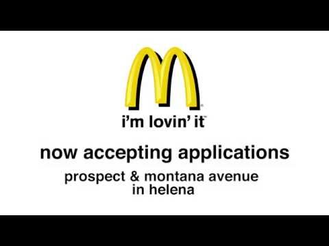 McDonald's Apply Today