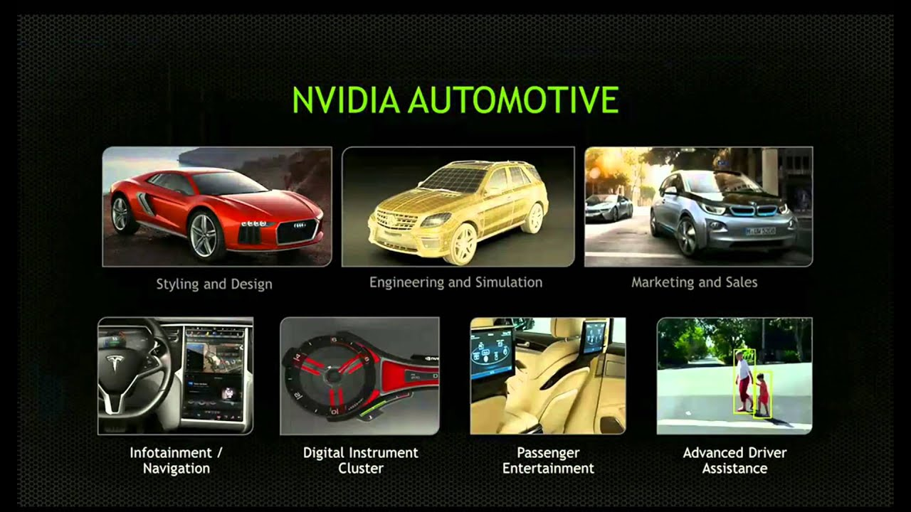 Hpc Highlights From Nvidia Ces 2014 Press Conference Youtube