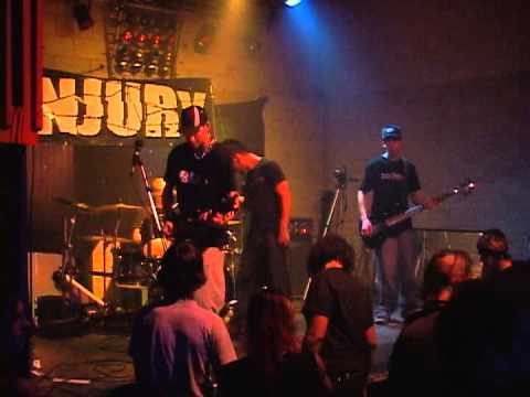 INJURY BAND LIVE A 3-RIVIERES
